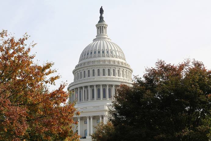 """""""We ask that congressional leadership of both parties stand strong in opposing efforts to allow the will of the few to threaten the common good, """" a group of faith leaders urged Congress in a letter. A UMNS photo by Kathleen Barry."""