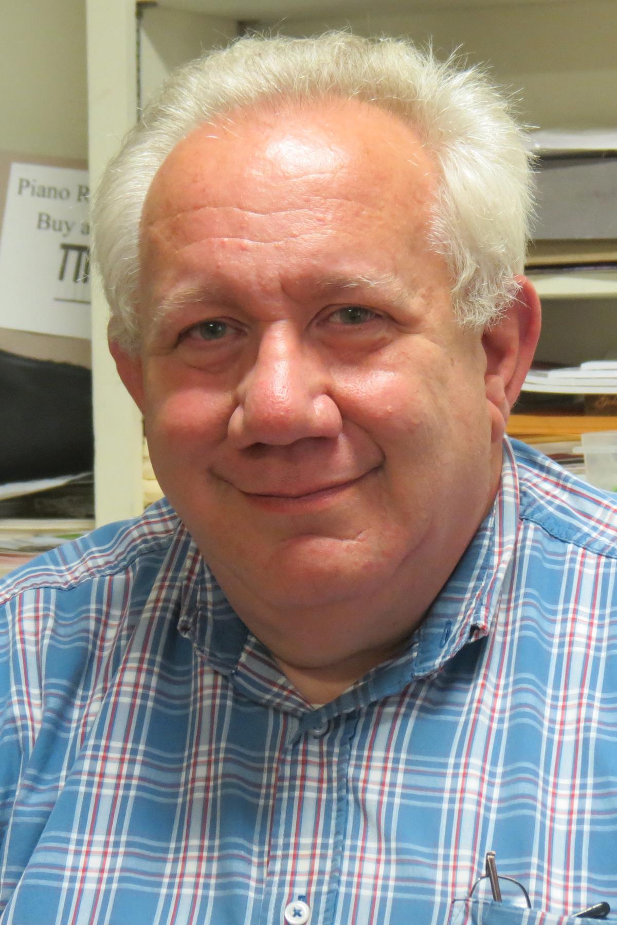 Rev. Larry Dunlap