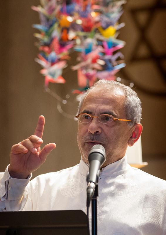 """Nobel Peace Prize-winner H.E. José Ramos-Horta called the CCUN """"a spiritual shelter."""""""