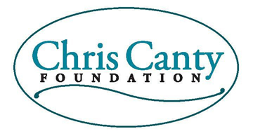 Logo for The Chris Canty Foundation.