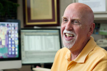 Marvin Cropsey is managing editor of the 2012 United Methodist Book of Discipline. Cropsey works at the United Methodist Publishing House in Nashville, Tenn.