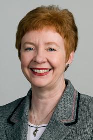 Mary Brooke Casad. A UMNS 2007 photo by Mike DuBose.