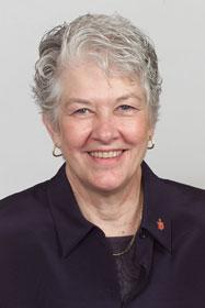 Bishop Sharon Zimmerman Rader