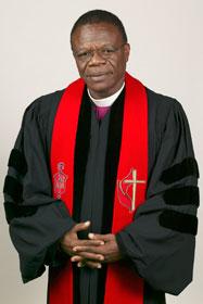 Bishop John G. Innis