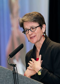 Minnesota Area Bishop Sally Dyck speaks about the importance of
