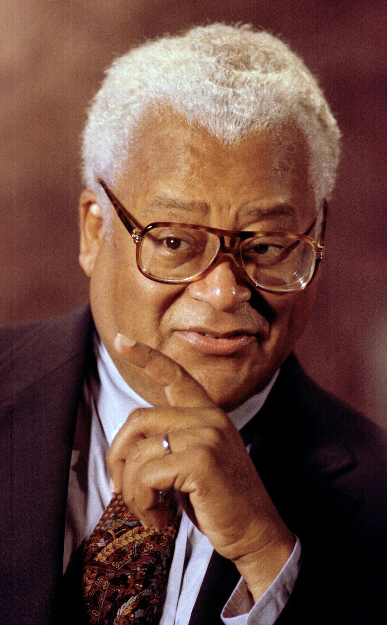 The Rev. James Lawson. Photo by Mike DuBose, UMNS.
