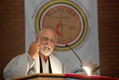 Reverendo Hector Navas