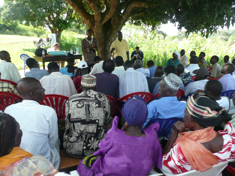 "More than 100 Christians and Muslims in Jinja, Uganda, are working together to produce ""Shalom Coffee from the Source of the Nile."" A recent survey has found that bishops outside the U.S. are engaged in fostering better relations among religious groups."