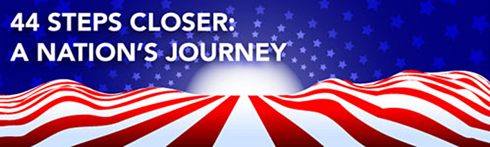 44 Steps Closer: A Nation's Journey
