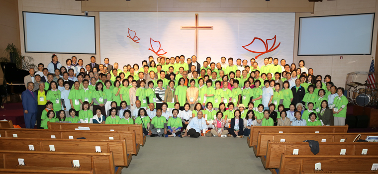 2014 전국지도자대회, 사진제공 샌디에고한인연합감리교회