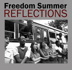 Freedom Summer Reflections. Photo by Ted Polumbaum, courtesy of the Newseum.