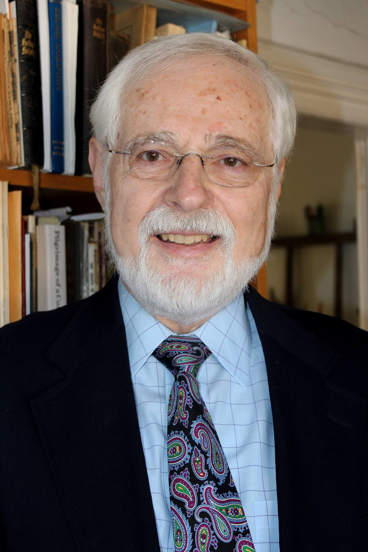 The Rev. George McClain, executive director emeritus, Methodist Federation for Social Action Adjunct Faculty: New York Theological Seminary, The College of New Jersey.