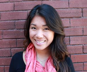 Kristina Lee, partnership development manager for Worldreader. Photo courtesy of Kristina Lee.