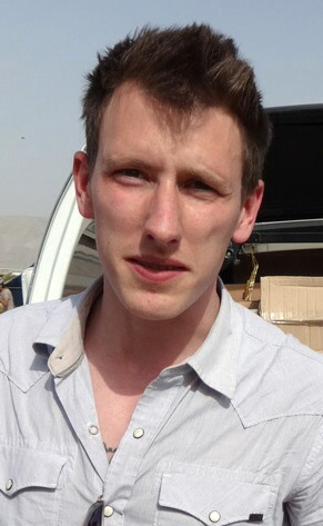 Abdul-Rahman Peter Kassig, photo courtesy of the Kassig family.