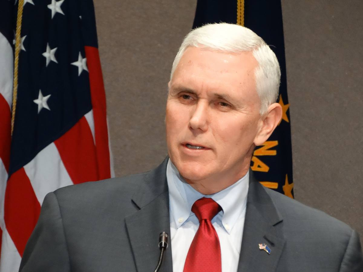 After Indiana Governor Mike Pence signed the Religious Freedom Restoration Act on March 26,  critics said the law would allow discrimination against gays and lesbians.  Photo by Dan Gangler