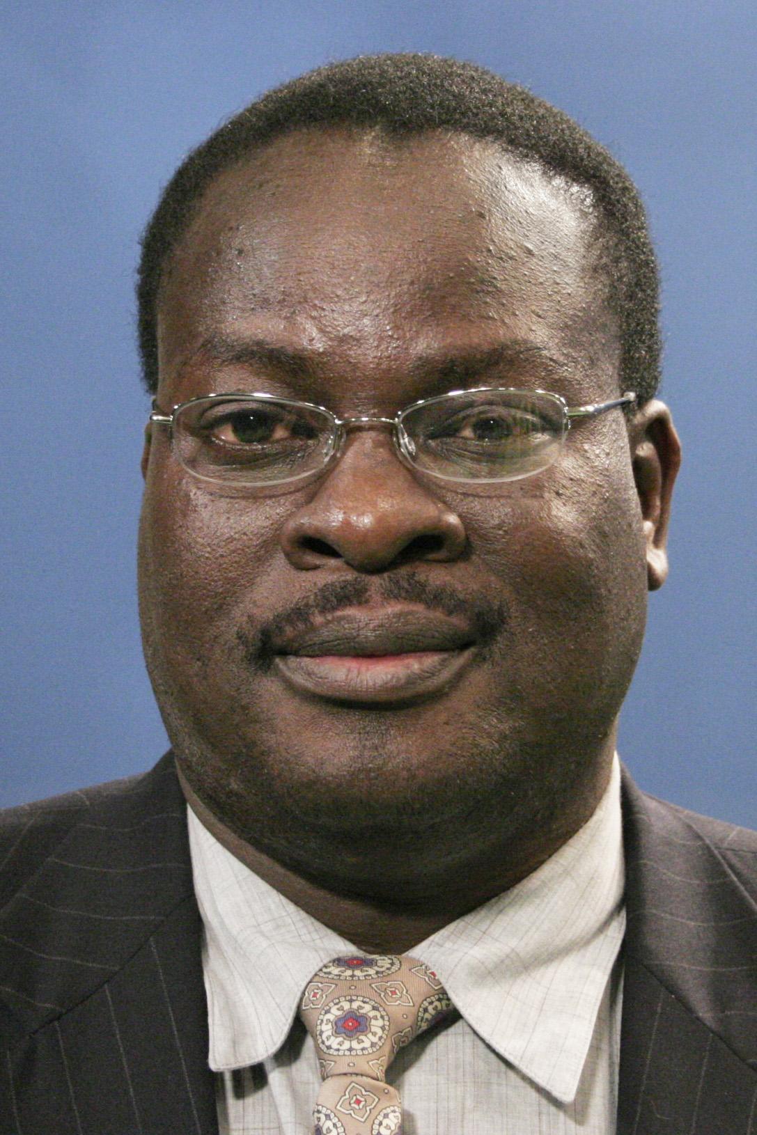 United Methodist Bishop Daniel Wandabula.