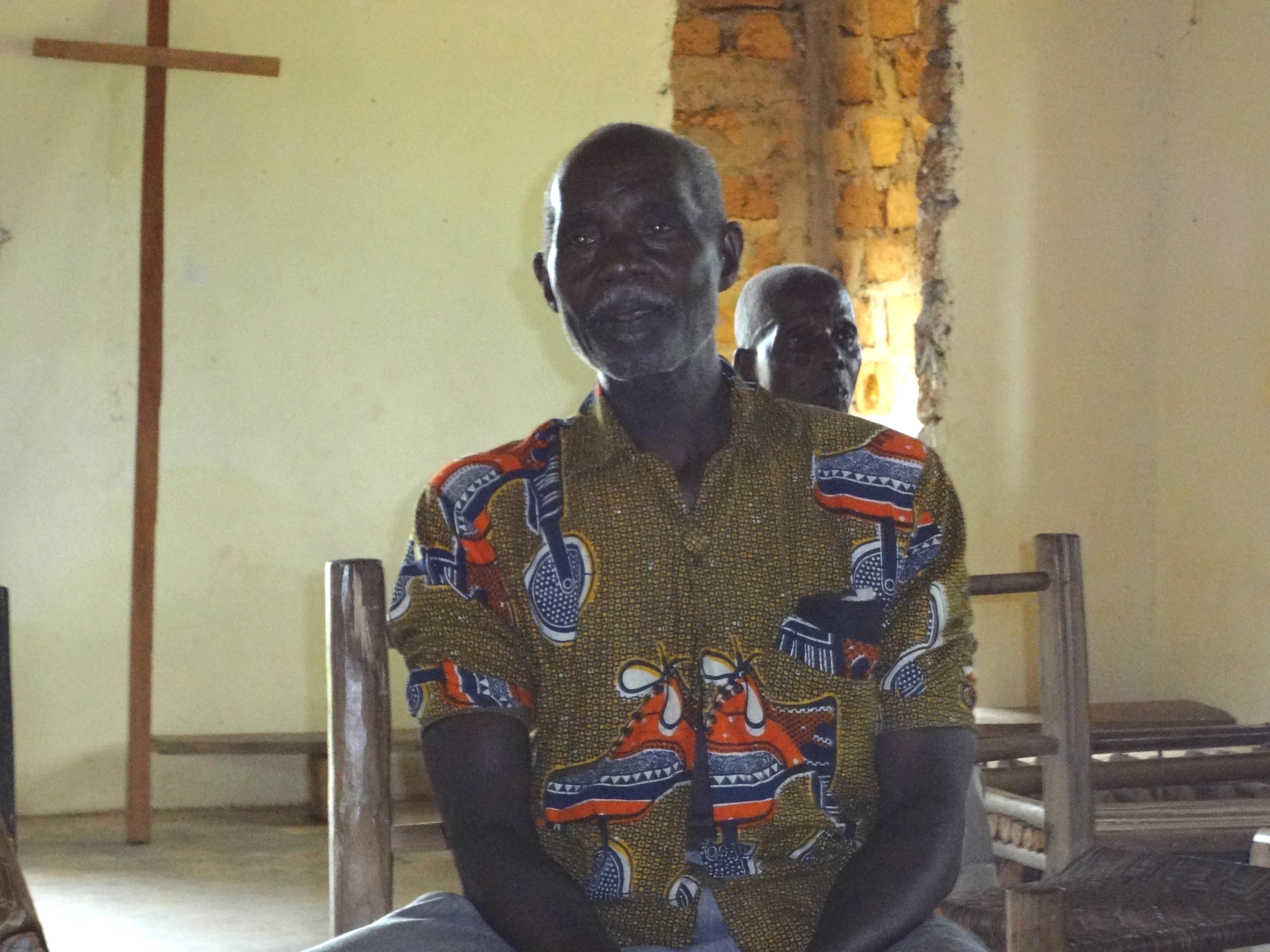 The Rev. William Joseph. Photo courtesy of Central Conference Pensions.