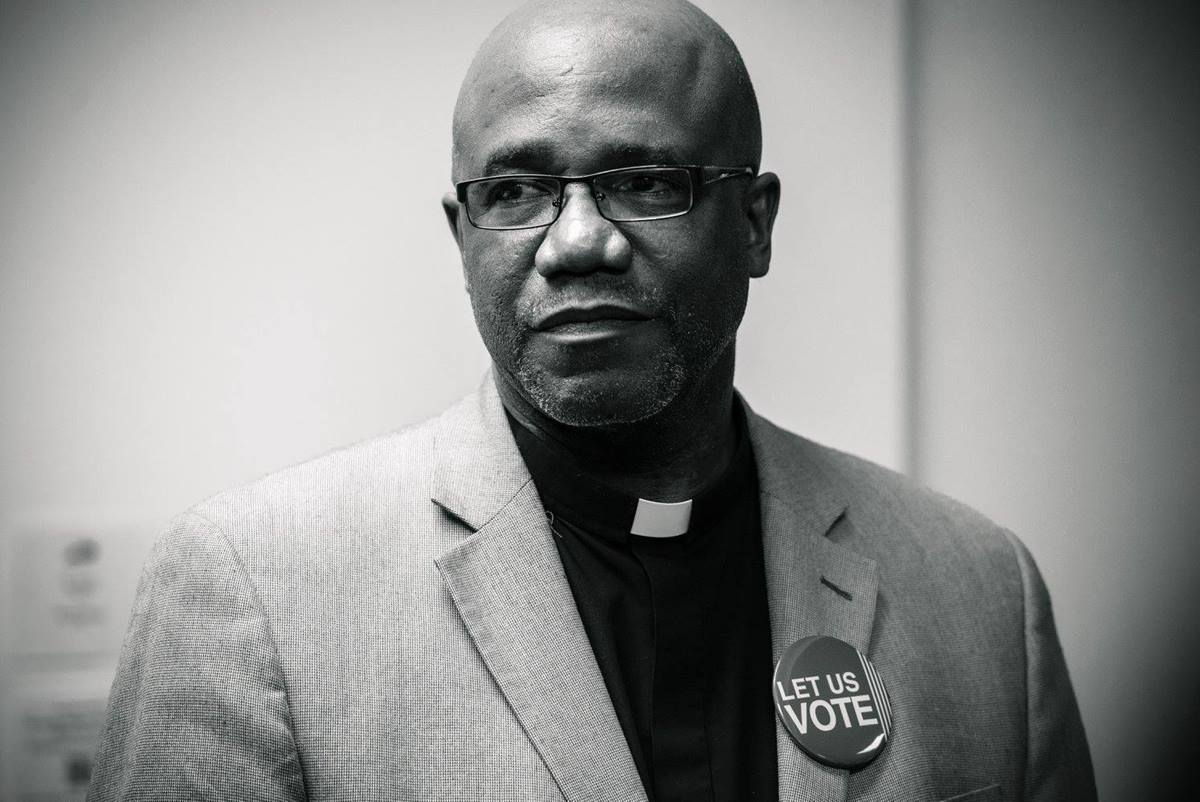 The Rev. D. Anthony Everett. Photo courtesy of the Rev. D. Anthony Everett