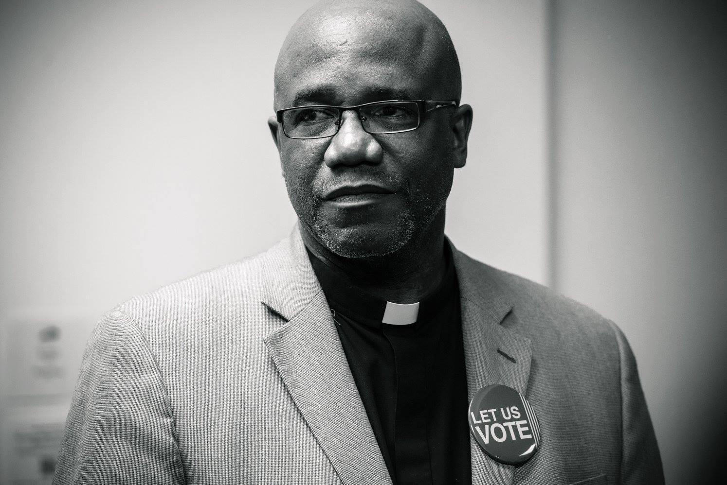 The Rev. D. Anthony Everett. Photo courtesy of the Rev. D. Anthony Everett