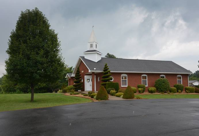 The Illinois Great Rivers Conference has filed a lawsuit to keep the property being used by  Ohio Chapel, a breakaway congregation in Grand Chain, Ill. Photo by Paul Black, Illinois Great Rivers Conference
