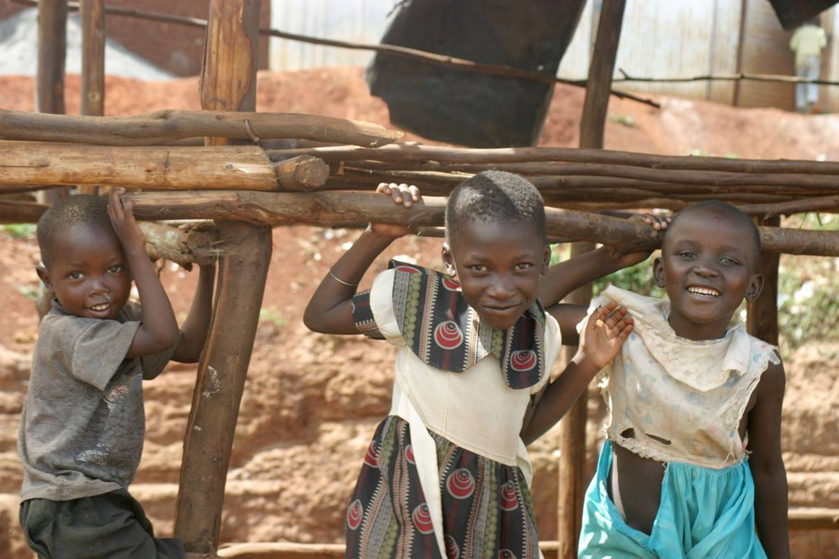 United Methodist mission work in Africa includes the establishment of primary and secondary schools, seminaries, Bible colleges, hospitals and clinics. UMNS photo/Ray Buchanan, Stop Hunger Now