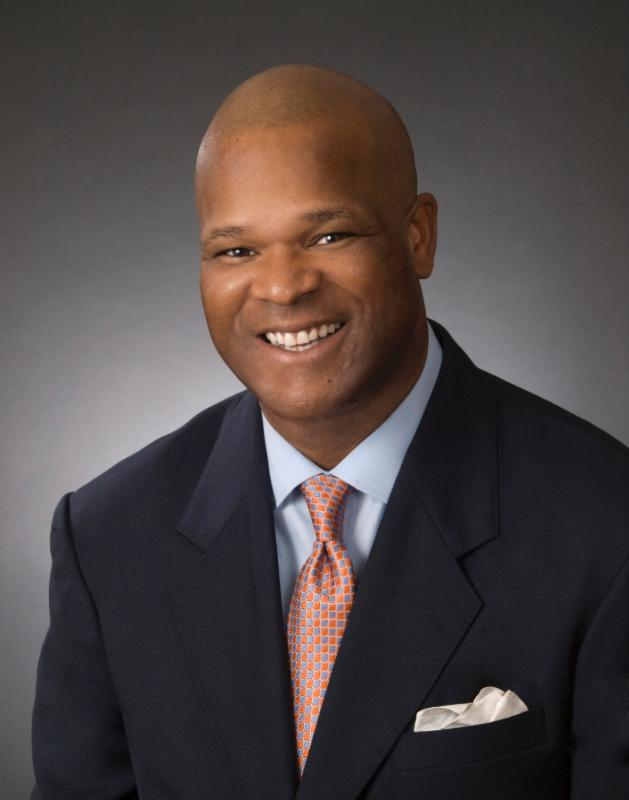Dwight Boykins is a councilman in Houston and a longtime member of Windsor Village United Methodist Church there. Photo courtesy Dwight Boykins
