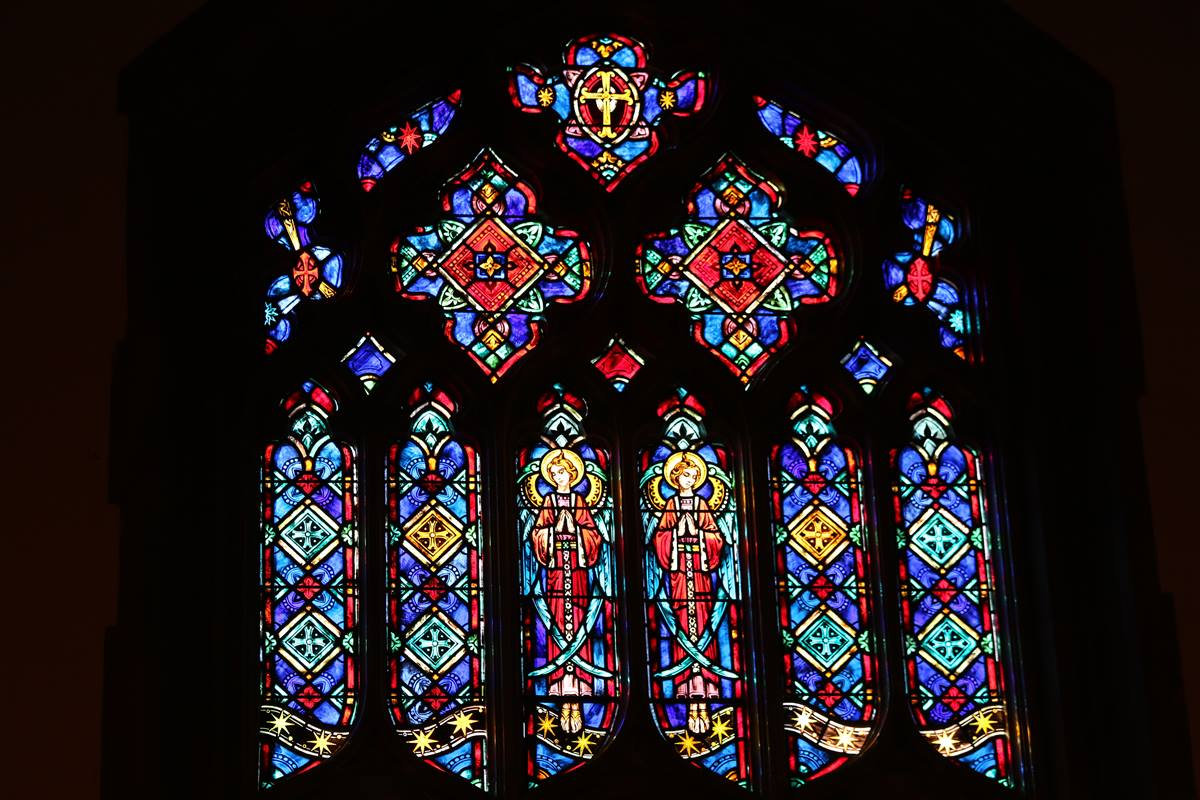 "A new study from Duke University shows a ""stained-glass ceiling"" for women leaders in U.S. faith communities. Photo by Steven Adair, United Methodist Communications"