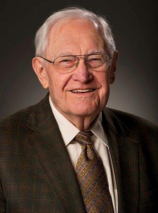 The Rev. J. Ellsworth Kalas. Photo courtesy of United Methodist Ministry Matters