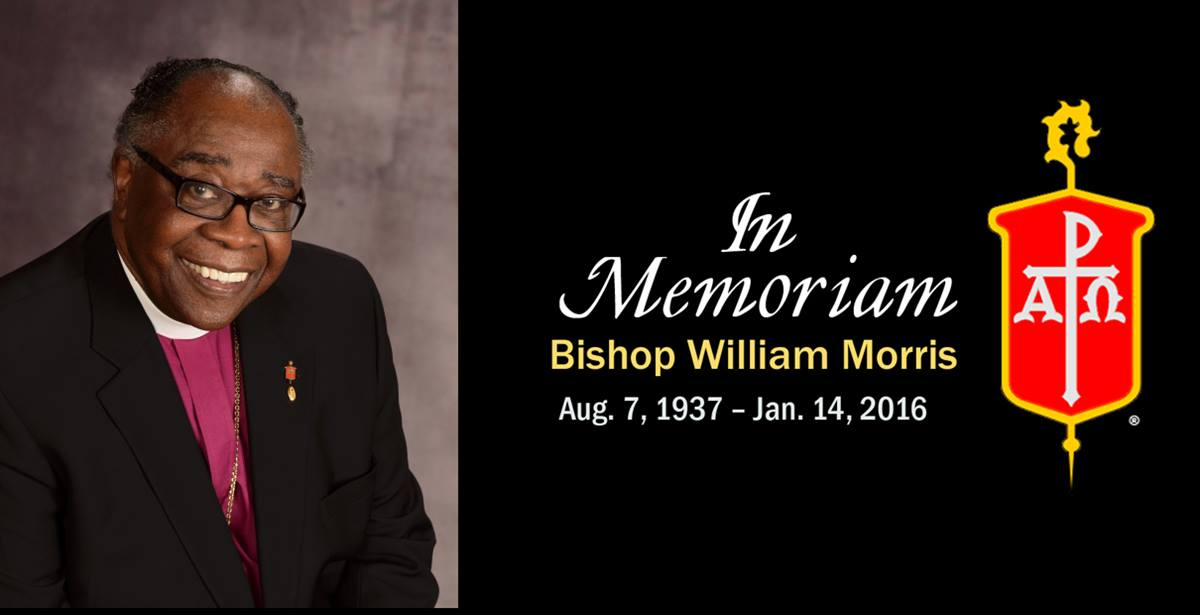 "Retired Bishop William ""Bill"" Morris died at age  78 on Jan. 14, 2016. Photo courtesy of the Council of Bishops."