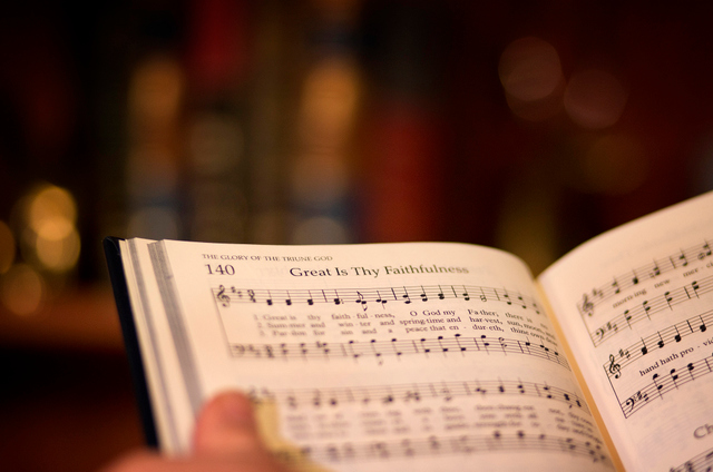 The current hymnal of the United Methodist Church dates to 1989. Plans call for a new version that will be Internet cloud-based and printed on demand, and able to be customized to meet the needs of individual congregations. UMNS photo Mike DuBose