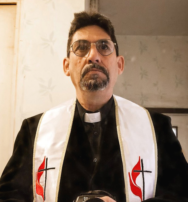 The Rev. Stoyan Stalev, pastor of Aksakovo Methodist Church in Eastern Bulgaria, discovered the great need for prison ministry by accident. Photo courtesy of the Eurasia Episcopal Office.