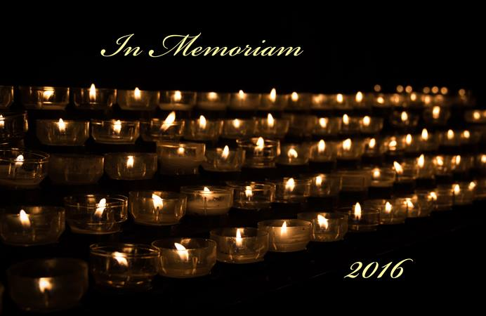 United Methodists this year marked the passing of multiple fellow churchgoers who put their faith into action. Photo by Niek Verlaan, courtesy of Pixabay