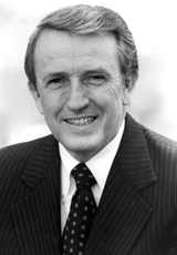 Dale Bumpers, U.S. Senator from Arkansas, 1975-1999. Photo courtesy U.S. Congress, Wikimedia Commons