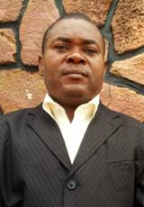 The Rev. Boniface Kabongo. Photo courtesy of North Katanga Episcopal Area, Congo Central Conference