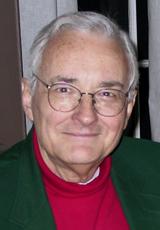 The Rev. Hoyt Hickman, photo courtesy of Peter Hickman
