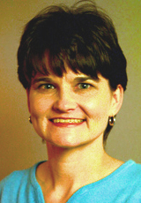 Becky Dodson Louter, photo courtesy of United Methodist Women