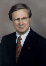 The Rev. Joseph Rice Hale, photo courtesy of World Methodist Council