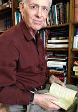 The Rev. Thomas C. Oden, photo courtesy of Laura Oden