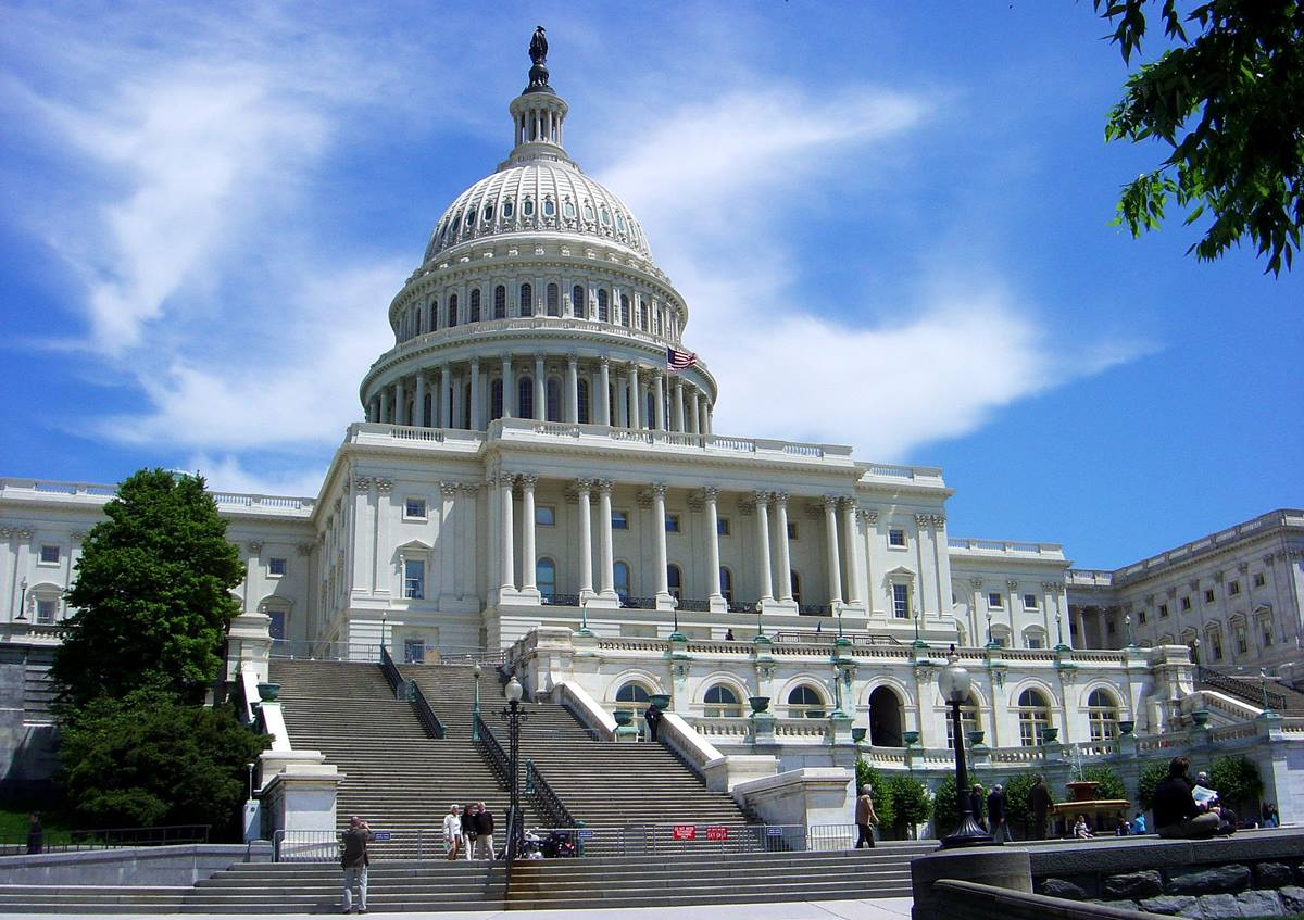 Forty United Methodists who are members of the 115th Congress will be working in the U. S. Capitol in Washington. Photo by Kevin McCoy, courtesy of Wikimedia Commons.