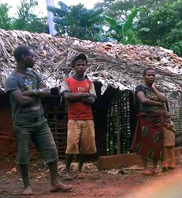 Clashes have also been reported in the Abanga community 350 kilometers from the city of Kindu.