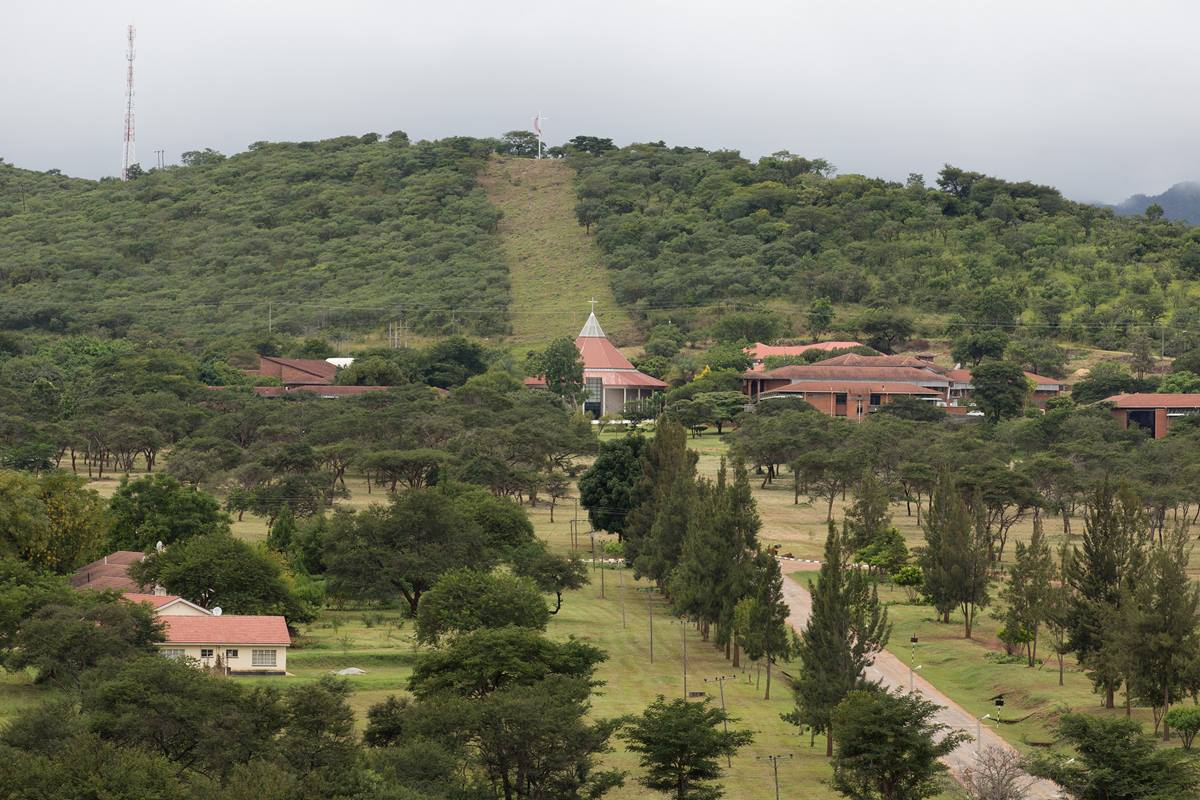 The United Methodist Church's Africa University in Mutare, Zimbabwe, is celebrating its 25th anniversary. Photo by Mike DuBose, UMNS.