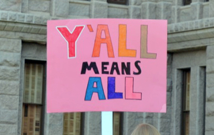 Rallying Against Texas Bathroom Bill United Methodist News Service