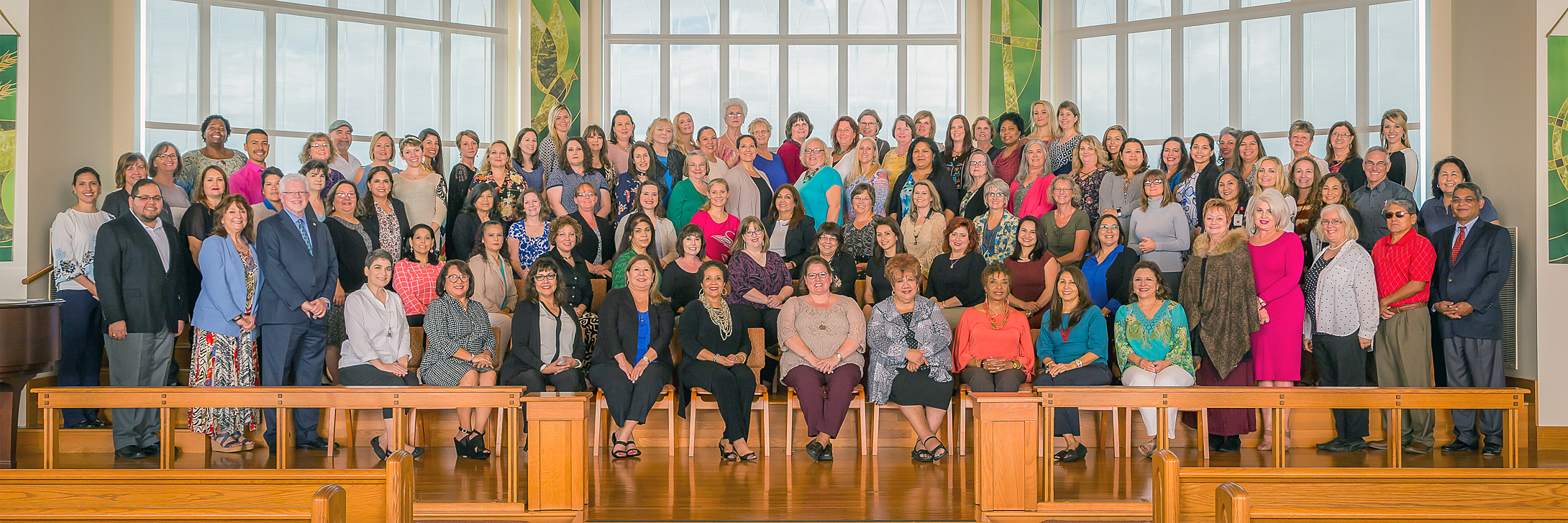 The Wesley Nurse program is Methodist Healthcare Ministries of South Texas' largest geographic outreach. There are currently 88 nurses, and they're supported by other staff of the San Antonio-based nonprofit. Photo courtesy Methodist Healthcare Ministries of South Texas.