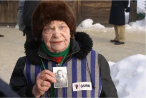 Jadwiga Bogucka-Regulska, 92, died Dec. 19, 2017. She was a member of Good Shepherd United Methodist Church and one of the last survivors of Auschwitz-Birkenau Nazi concentration camp. Photo courtesy of The United Methodist Church in Central and Southern Europe.
