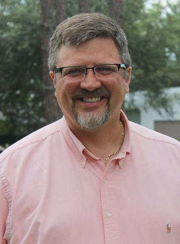 Courtesy photo of  the Rev. Vance Rains.