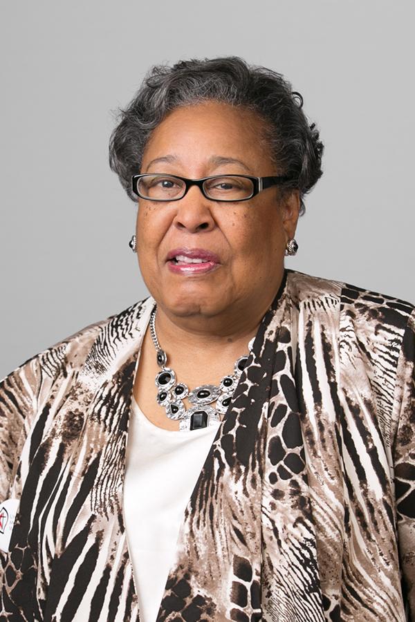 Clara Ester. Photo courtesy of United Methodist Women.