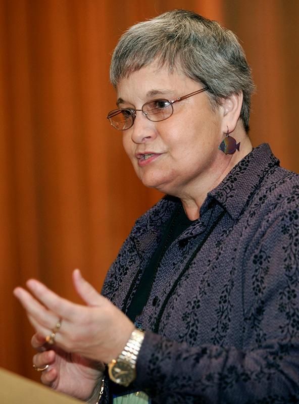 Gayle C. Felton, photo by Mike DuBose, UMNS