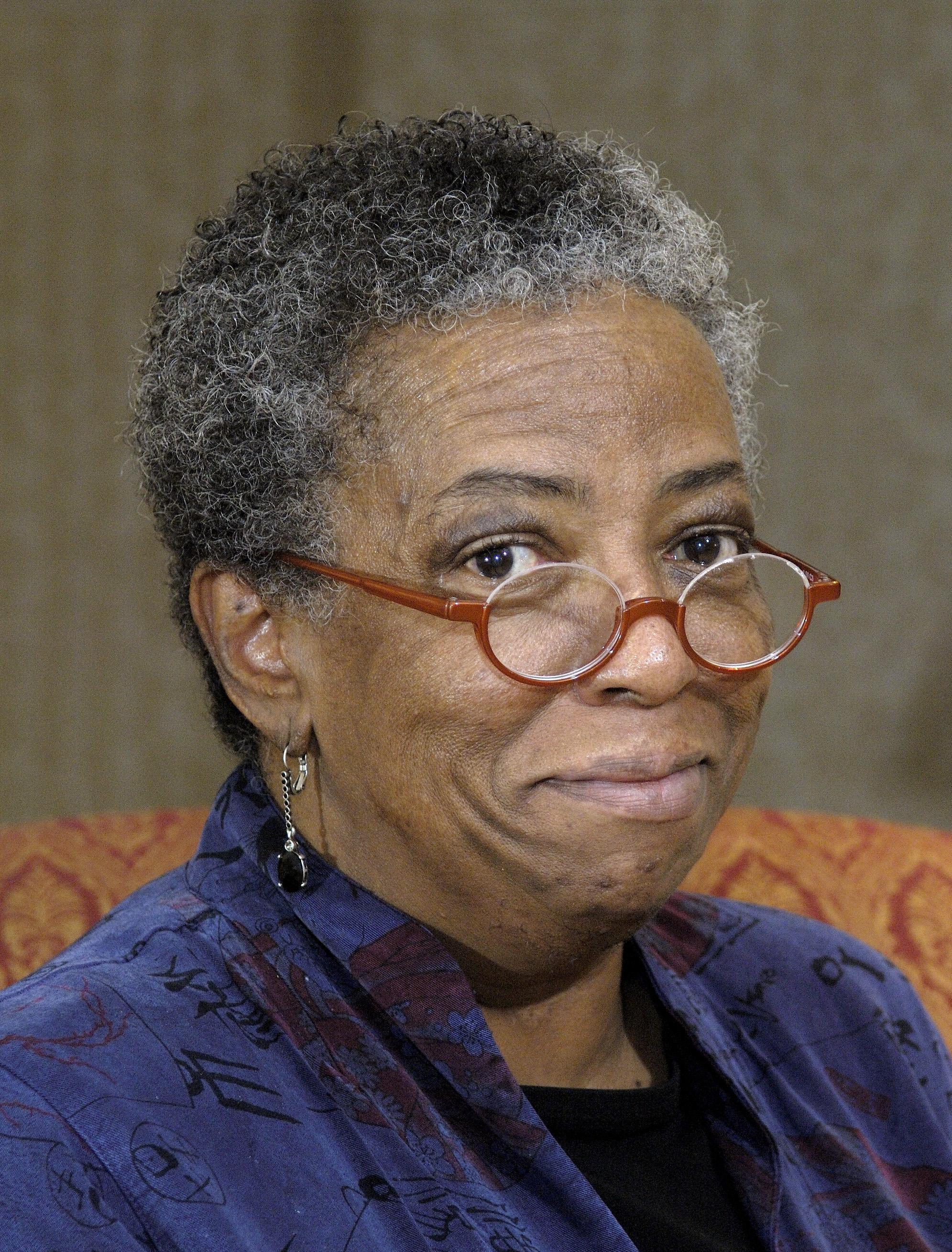 Lois M. Dauway, photo by Paul Jeffrey, United Methodist Women
