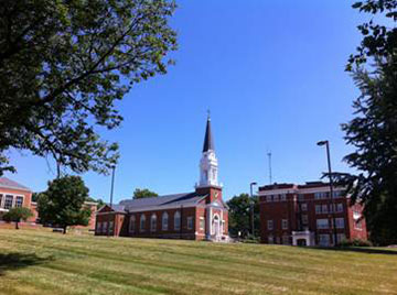 Saint Paul School of Theology has moved from Truman Road, a diverse, poor urban neighborhood, where it has been since the 1900s. Photo by the Rev. Mark Conard.