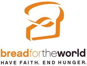 Bread for the World logo. Courtesy of Bread for the World.
